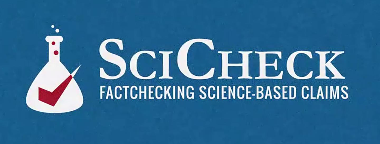 SciCheck.