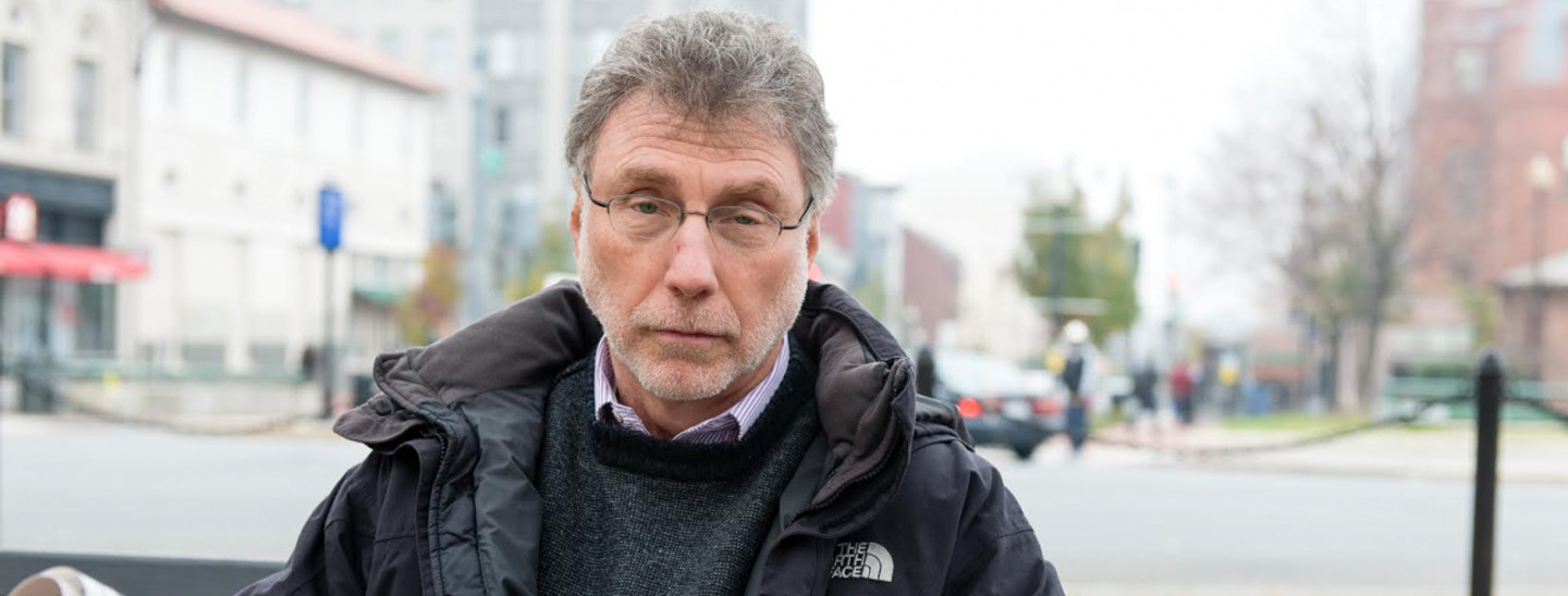 Washington Post editor Marty Baron. Courtesy: Lehigh University Journalism Department.