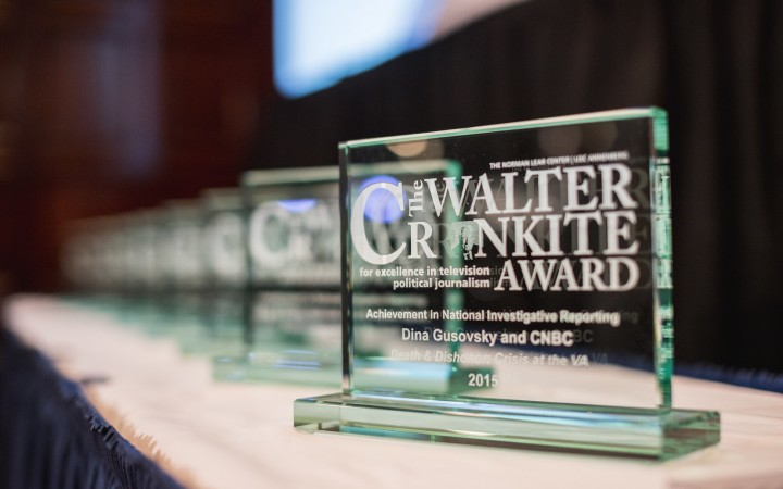 The Walter Cronkite Award