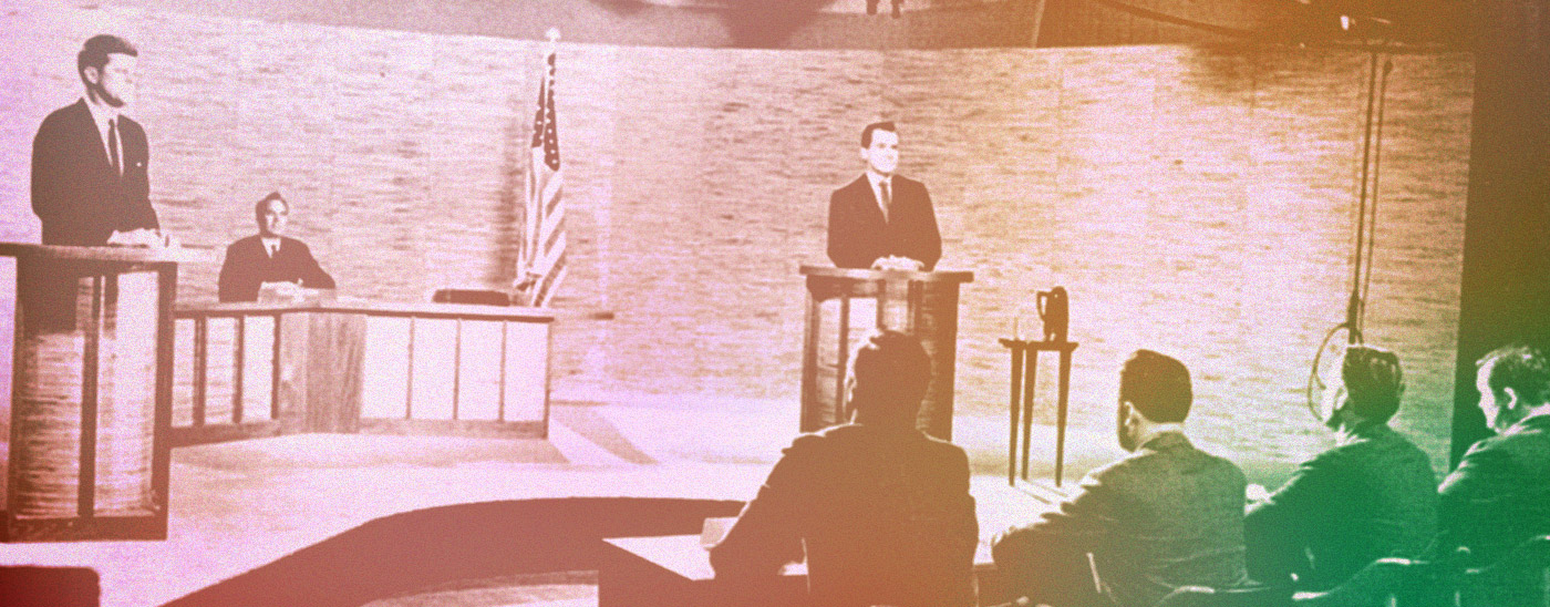 The Kennedy-Nixon debate