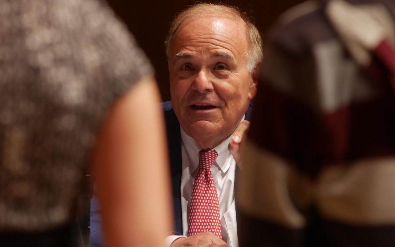 Former Pennsylvania Gov. Edward G. Rendell.