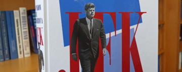 """JFK: A Vision for America,""edited by Stephen Kennedy Smith & Douglas Brinkley."