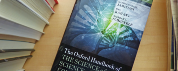 The Oxford Handbook of the Science of Science Communication (2017), edited by Kathleen Hall Jamieson, Dan Kahan, & Dietram A. Scheufele.