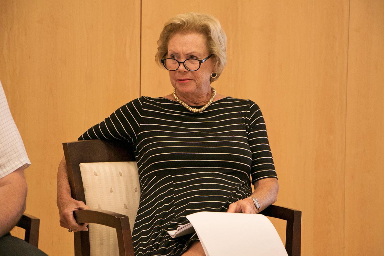 Judge Marjorie O. Rendell.
