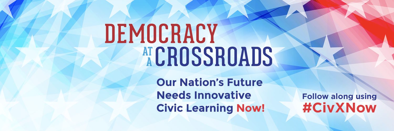 Democracy at a Crossroads.