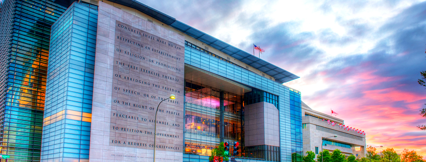 The Newseum, Washington, D.C.