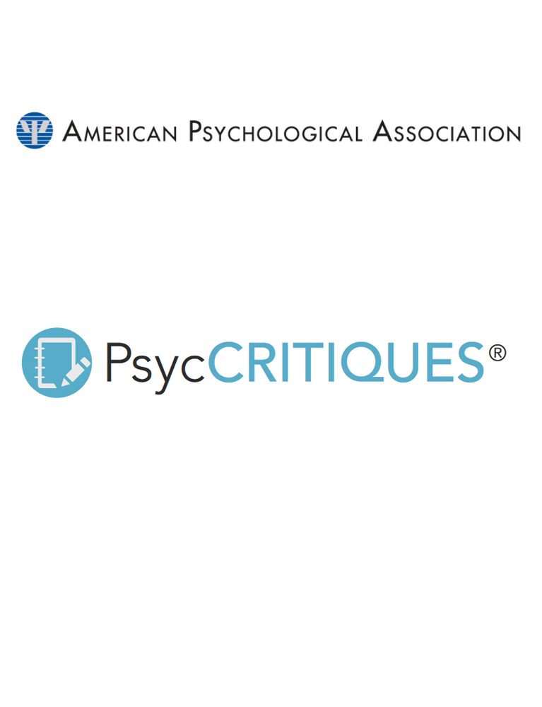 PsycCritiques, American Pstchological Association (APA).