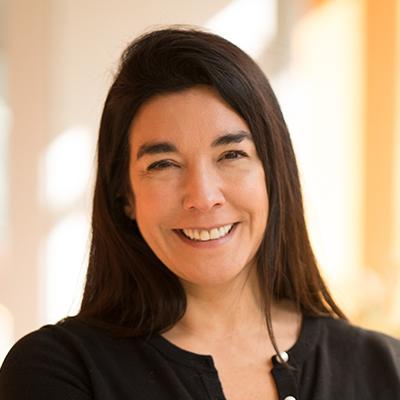 Co-author Dolores Albarracín.