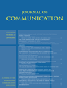 Journal of Communication cover.