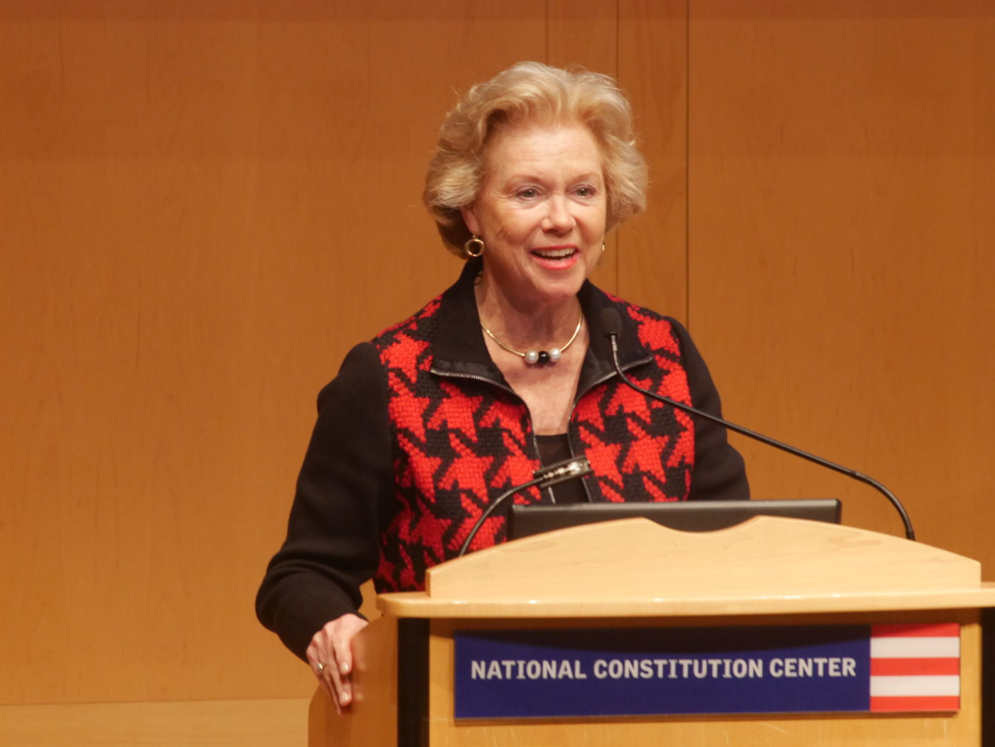 Judge Marjorie O. Rendell of the 3rd Circuit Court of Appeals.