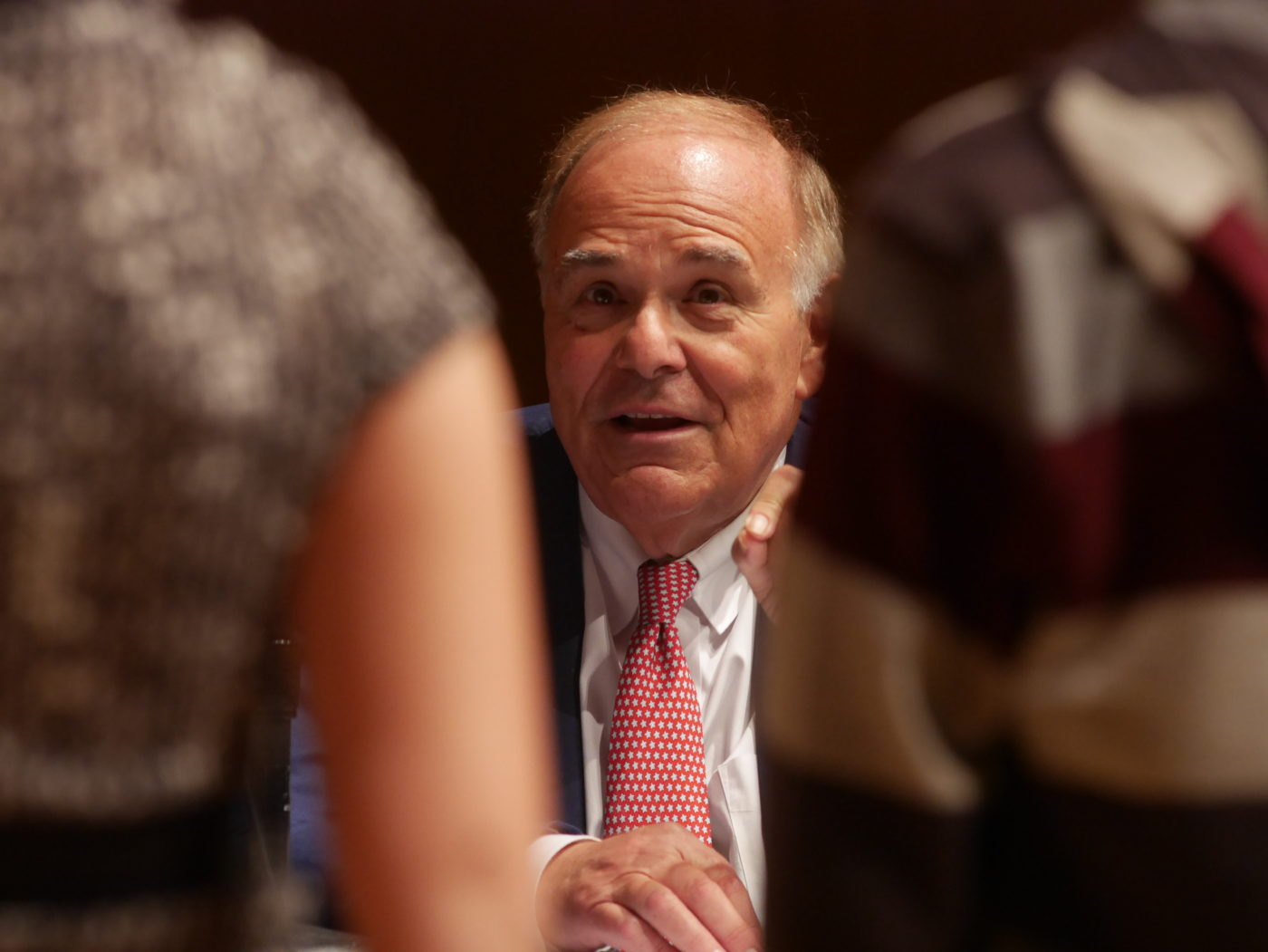 Former Pennsylvania Gov. Edward G. Rendell.
