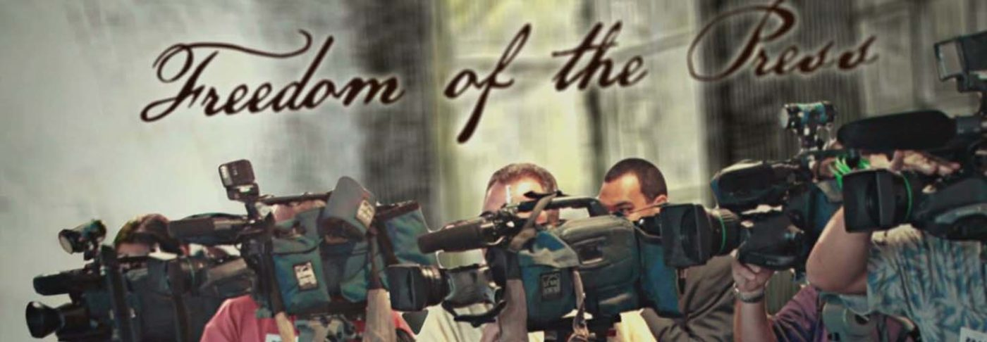 "Screenshot from ""Freedom of the Press: New York Times v. United States"" video."