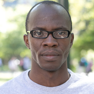 Azeez Adebimpe, lead author of a paper on justified movie violence.