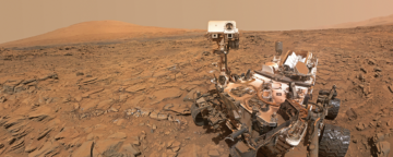 Self-portrait of NASA's Curiosity Mars rover. Credit: NASA/JPL-Caltech/MSSS.