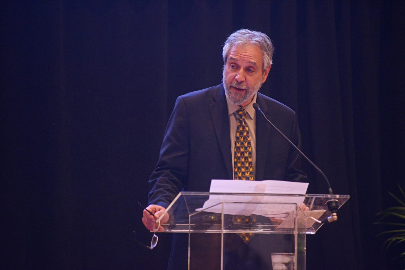 Dean Michael X. Delli Carpini of the Annenberg School for Communication.