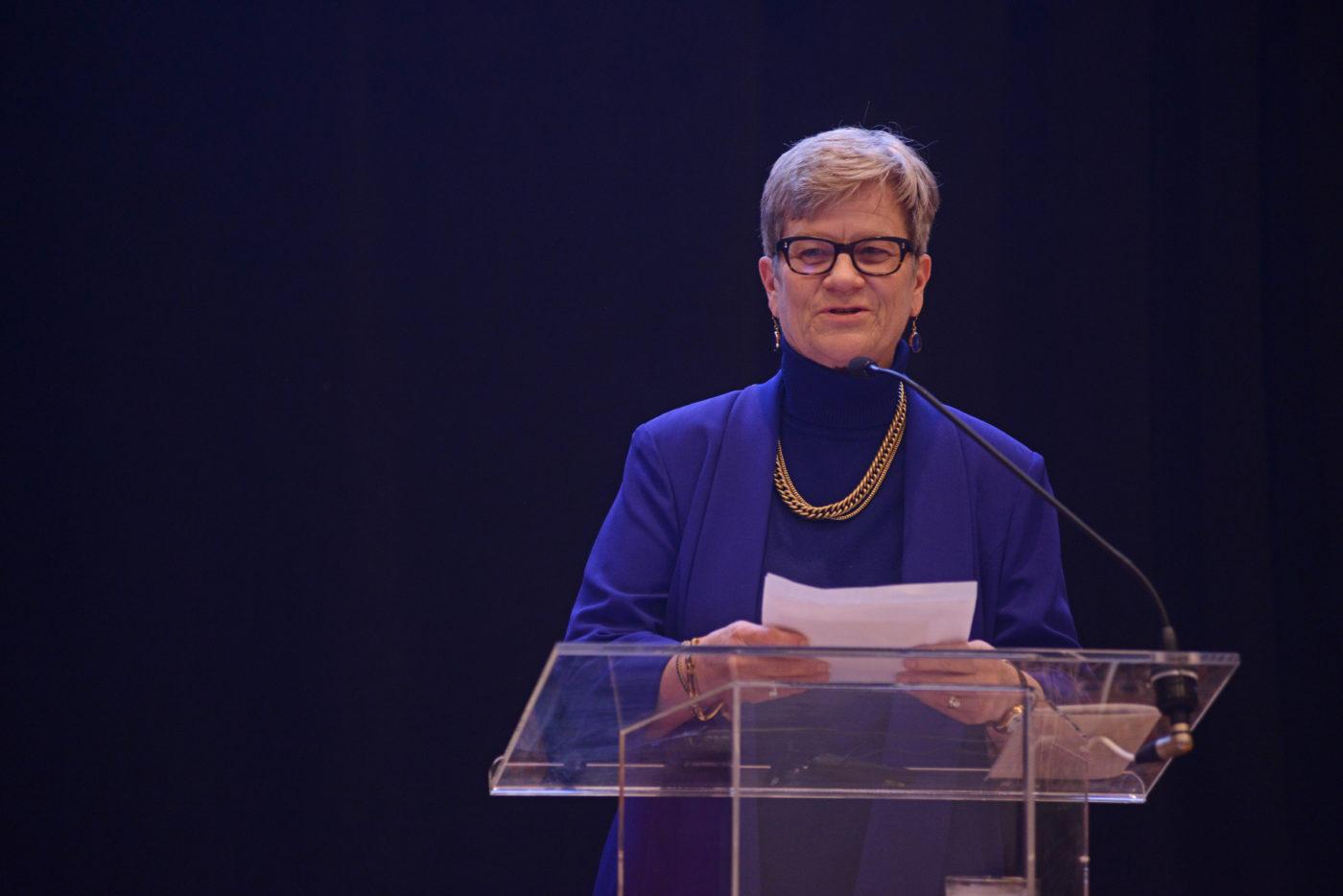 APPC Director Kathleen Hall Jamieson.