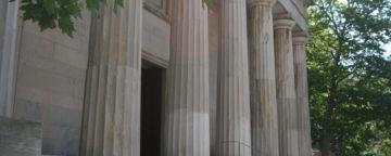 A Philadelphia Courthouse