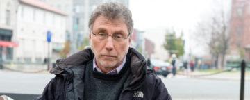 Washington Post editor Marty Baron. Courtesy: Lehigh University Journalism Department.