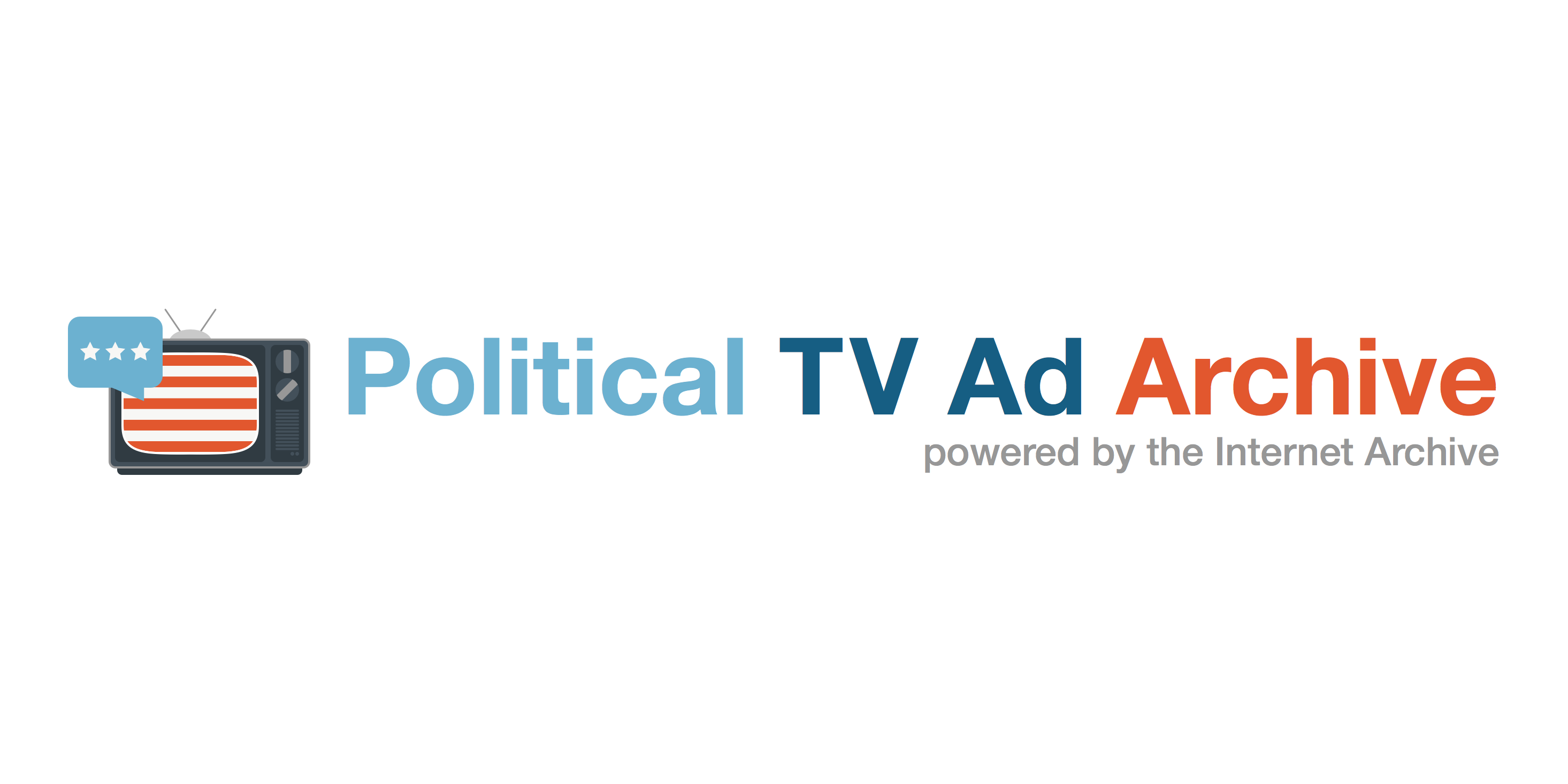 Political TV Ad Archive logo
