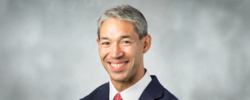 San Antonio mayor Ron Nirenberg.