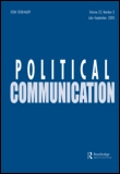 Political Communication journal