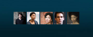 The 2015 Leonore Annenberg arts fellows.