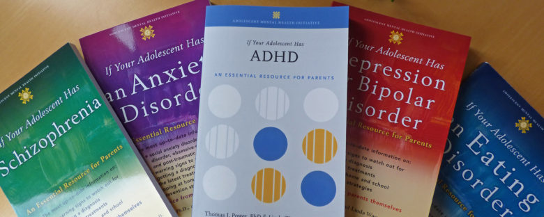 'If Your Adolescent Has ADHD' and other books in the series by Oxford University Press