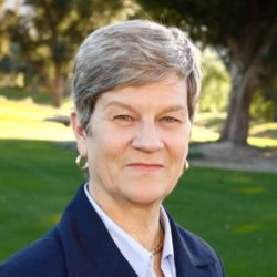 Kathleen Hall Jamieson, coauthor of research finding that NASEM study shifts public sentiment on GMOs.