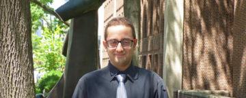 APPC Postdoctoral Fellow Ozan Kuru