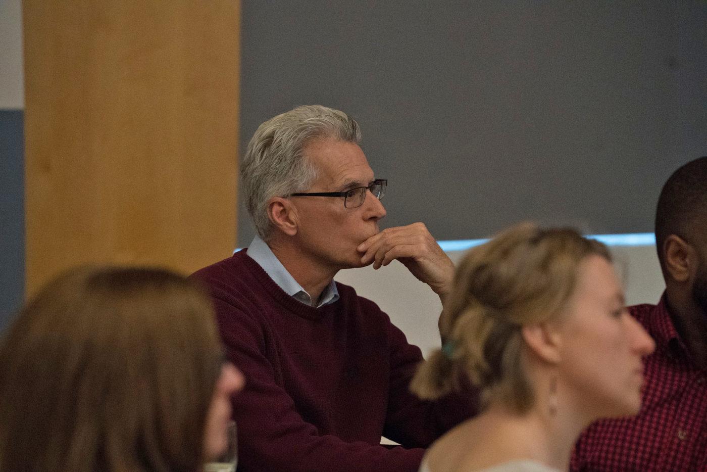FactCheck.org Director Eugene Kiely.