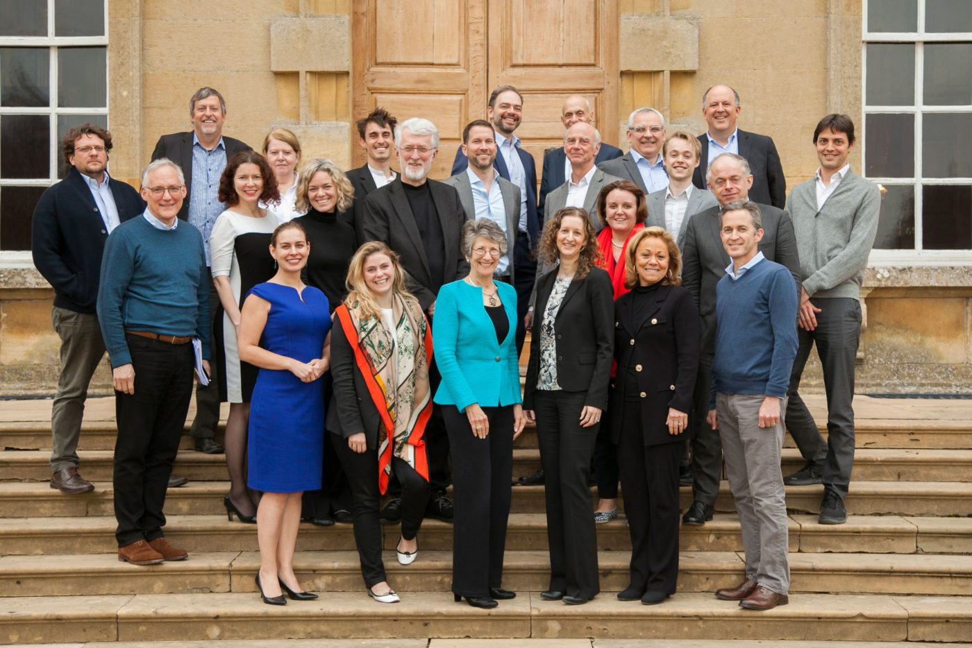 The Transatlantic High Level Working Group (TWG) at Ditchley Park.