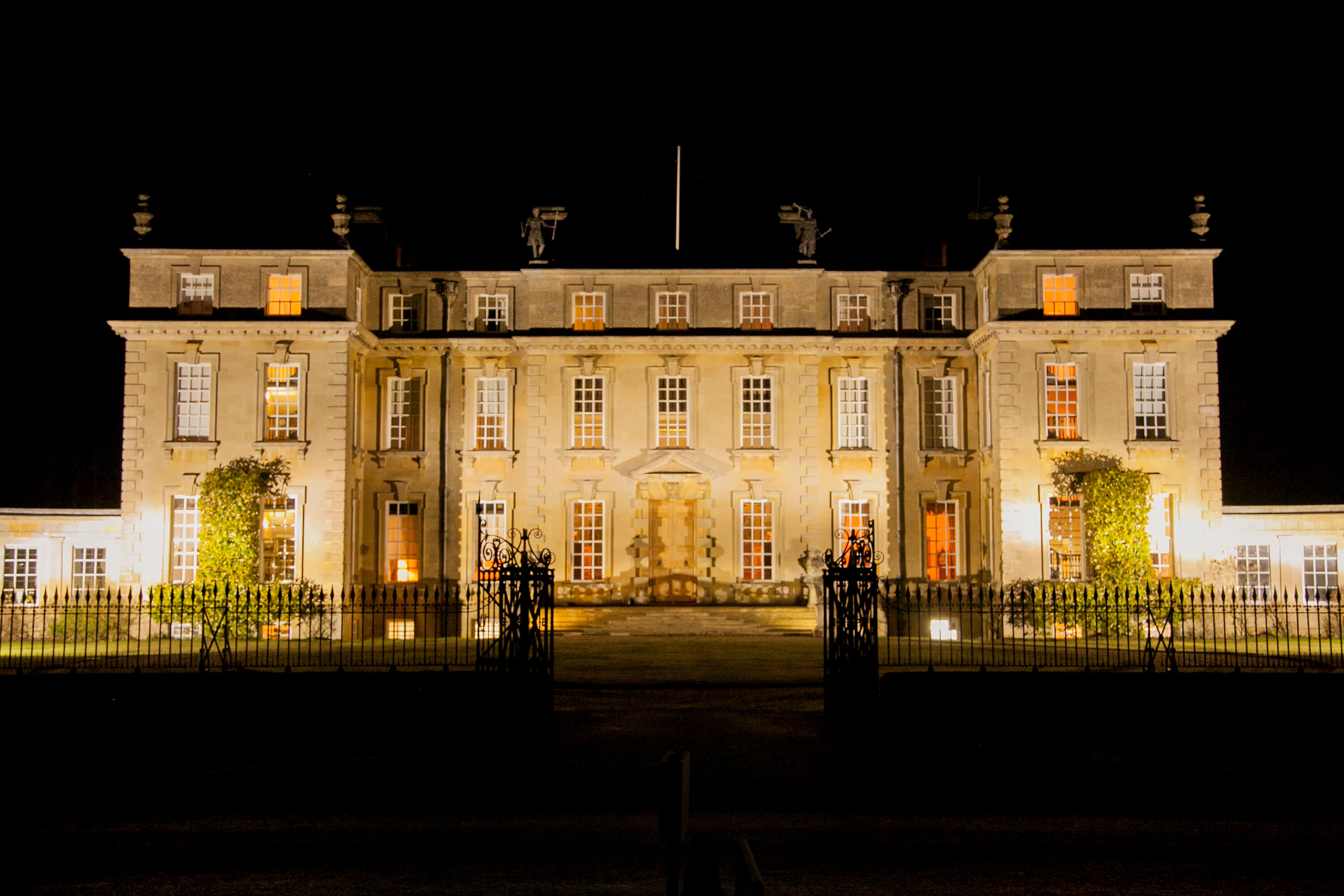 Ditchley Park. Credit: Silver Apples Photography. Transatlantic Working Group.
