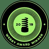 2019 Webby Award Winner.