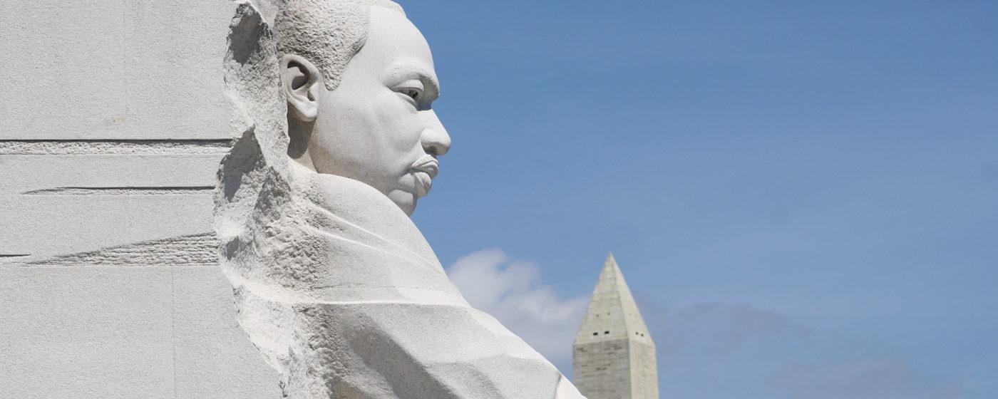 The Martin Luther King Jr. Memorial in Washington, DC. Credit: Woubishet Z. Taffese/Unsplash.