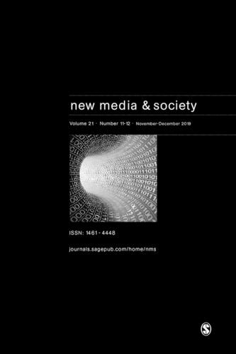 New Media & Society.