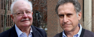 Rem Rieder and Alan Jaffe, journalists hired by FactCheck.org