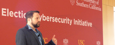 Marc Ambinder, executive fellow in digital security at USC Annenberg