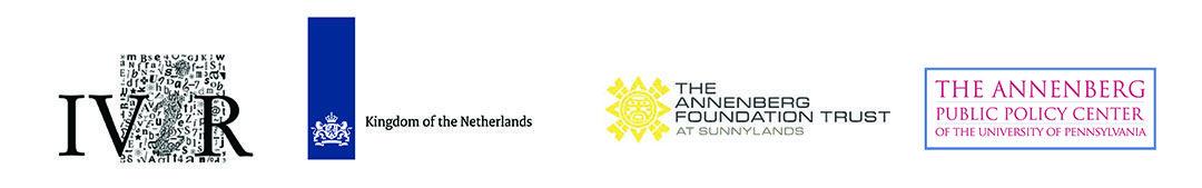 Logos of Transatlantic Working Group sponsors