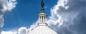 The Capitol. Image for story on APPC-CERL alliance to strengthen democratic institutions.