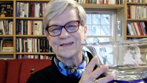 Kathleen Hall Jamieson and the 2021 Franklin Founder Award
