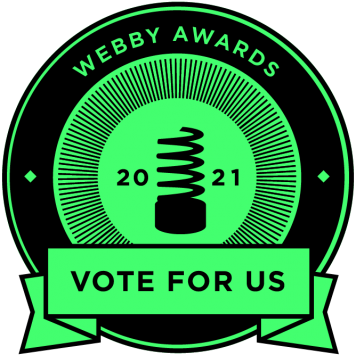 Vote for FactCheck.org in the 2021 Webby Awards!