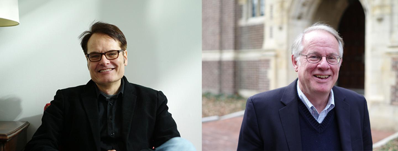 Dan Kahan and Chris Satullo.